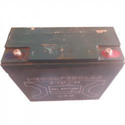 Batterie 12v 4a